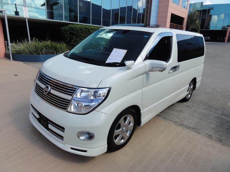 Nissan Dealership In Md >> Vehicle - 2009 NISSAN ELGRAND
