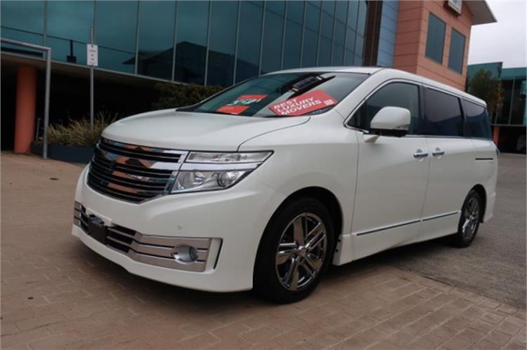 2012 NISSAN ELGRAND HIGHWAY STAR