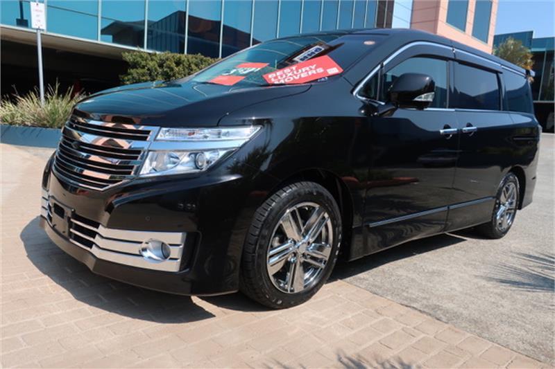Nissan Dealership In Md >> Vehicle - 2010 NISSAN ELGRAND