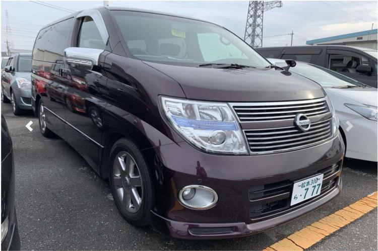 2009 NISSAN ELGRAND HIGHWAY STAR NE51