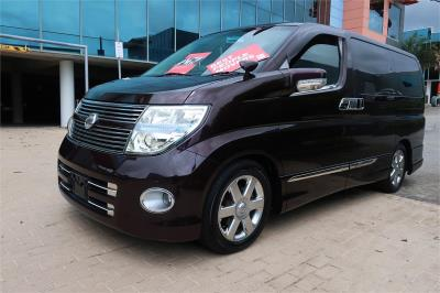 2009 NISSAN ELGRAND HIGHWAY STAR