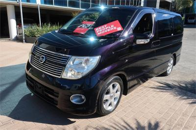 2008 NISSAN ELGRAND HIGHWAY STAR